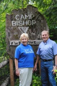 camp bishop