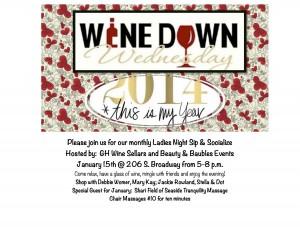 Sip and Socialize Ladies Night @ GH Wine Sellars | Aberdeen | Washington | United States
