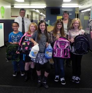 stevens school backpacks