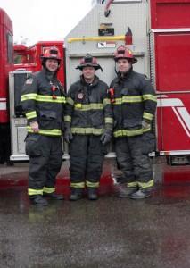 grays harbor fire academy