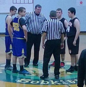 high school referee