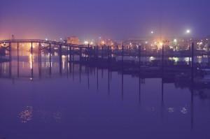 westport evening scenic