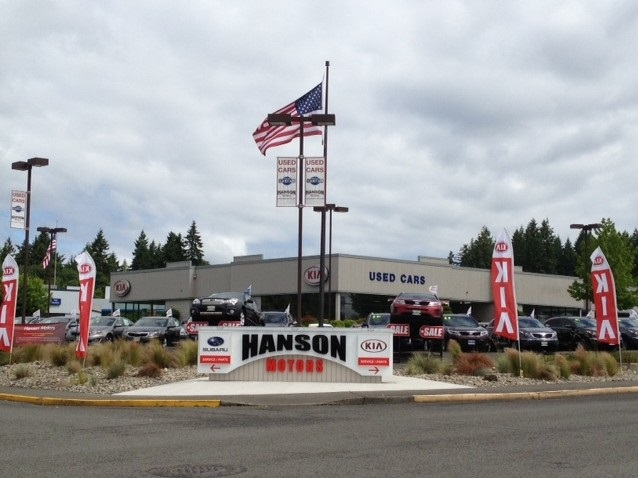 hanson motors gives back to seniors across the south sound