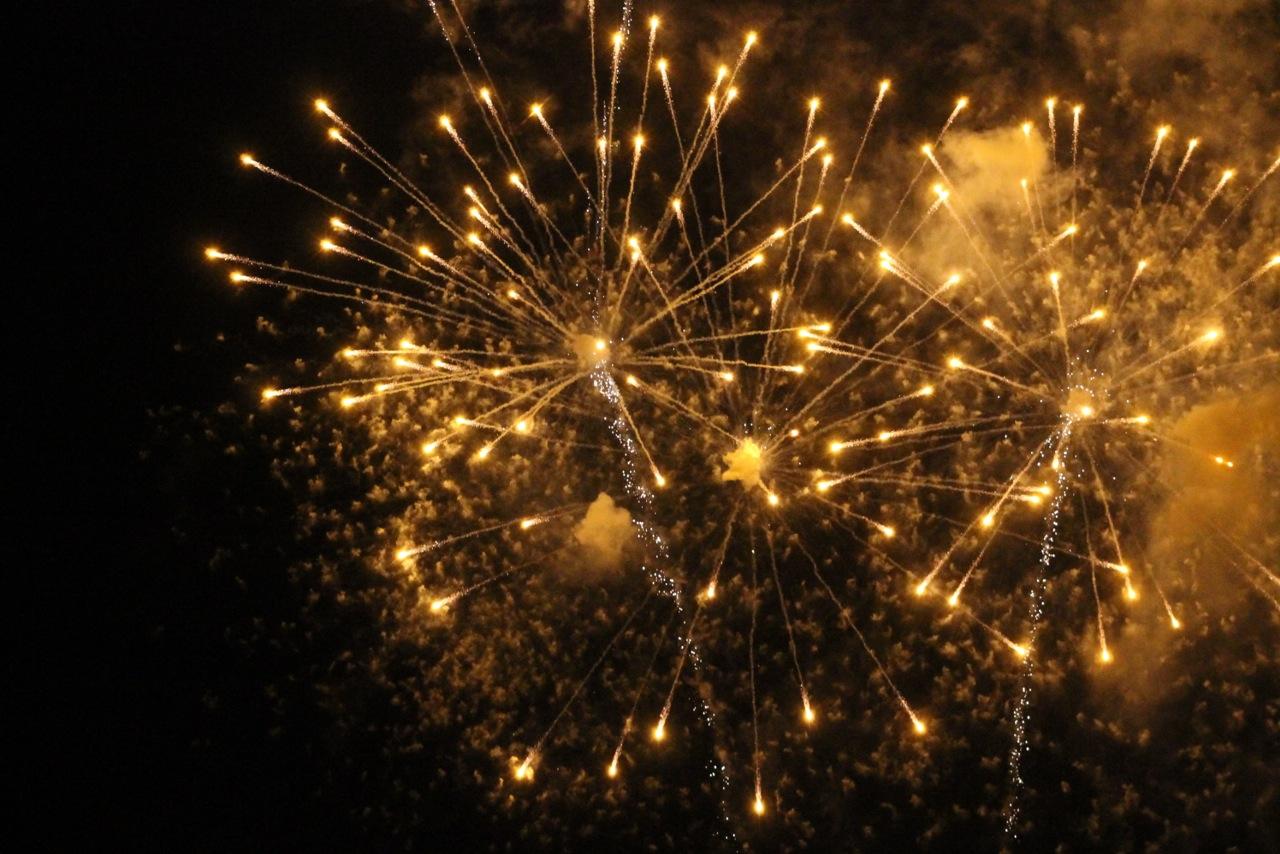 2018 4th of July Fireworks in Aberdeen - GraysHarborTalk