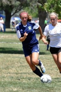Soccer has continued to give Quercia the space and freedom to be creative in an athletic fashion.