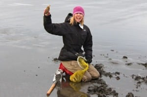 Razor Clam Dig @ Twin Harbors, Mocrocks, Long Beach | Copalis Beach | Washington | United States