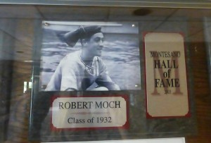 Moch's photo can be found on display in the Hall of Fame at Montesano High Shcool.