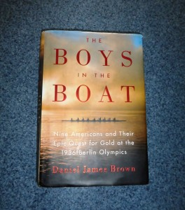 "Learn more about Moch and the 1936 Olympics in ""The Boys in the Boat"" by Daniel James Brown."