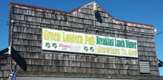 green lantern pub