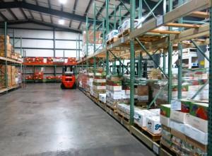 Coastal Harvest Food Warehouse located in Hoquiam.