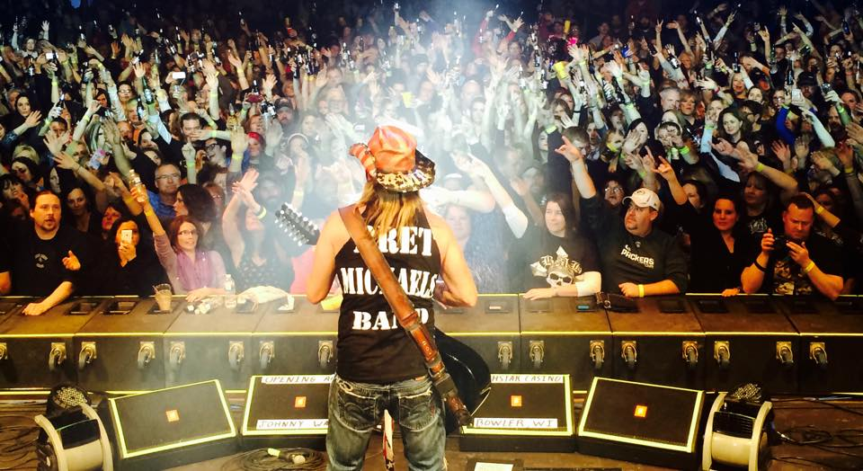 Rock Out With Bret Michaels At Lucky Eagle Casino And Hotel - Lucky eagle casino car show
