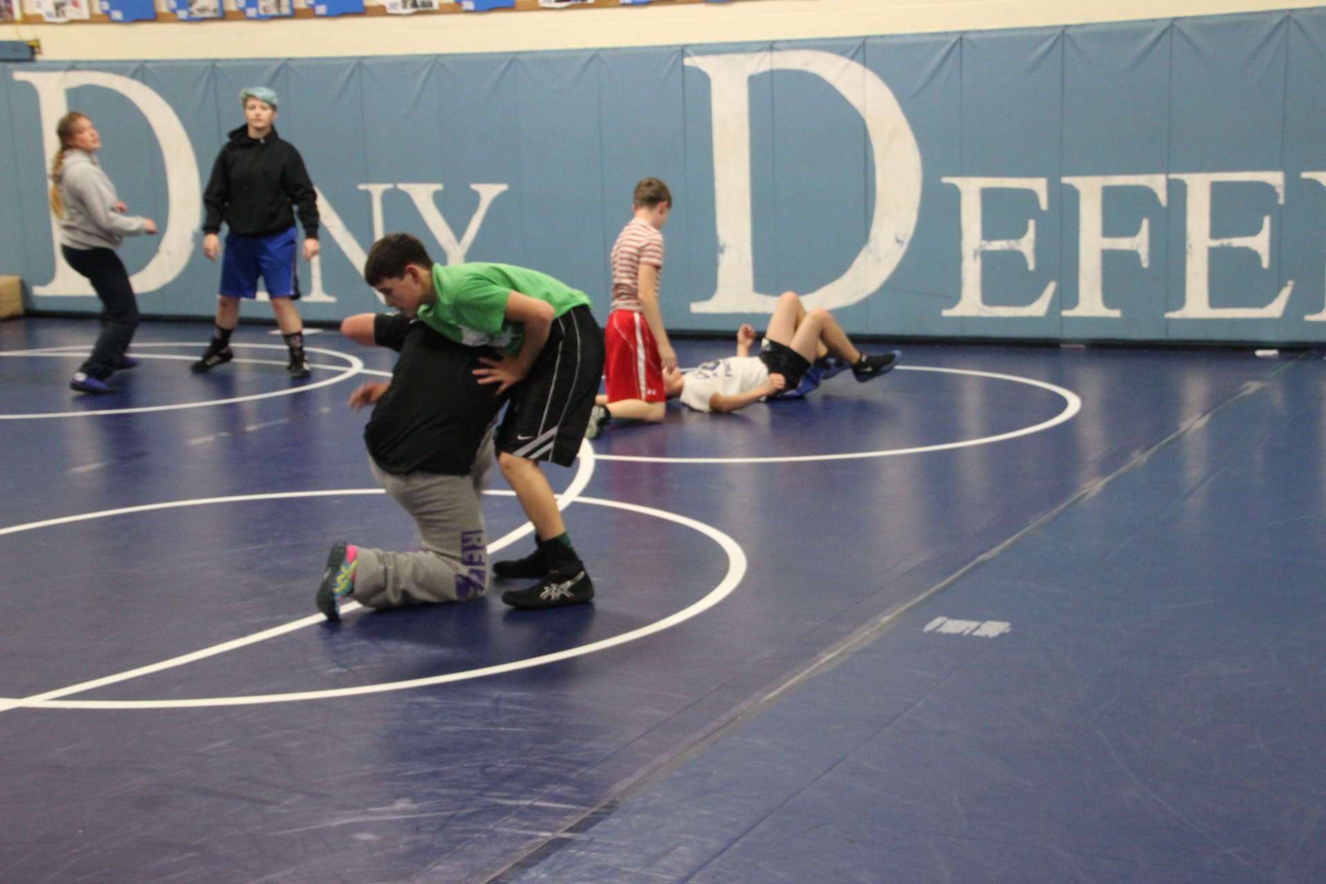 It's a Family Affair for Steven Persell and Elma Wrestling