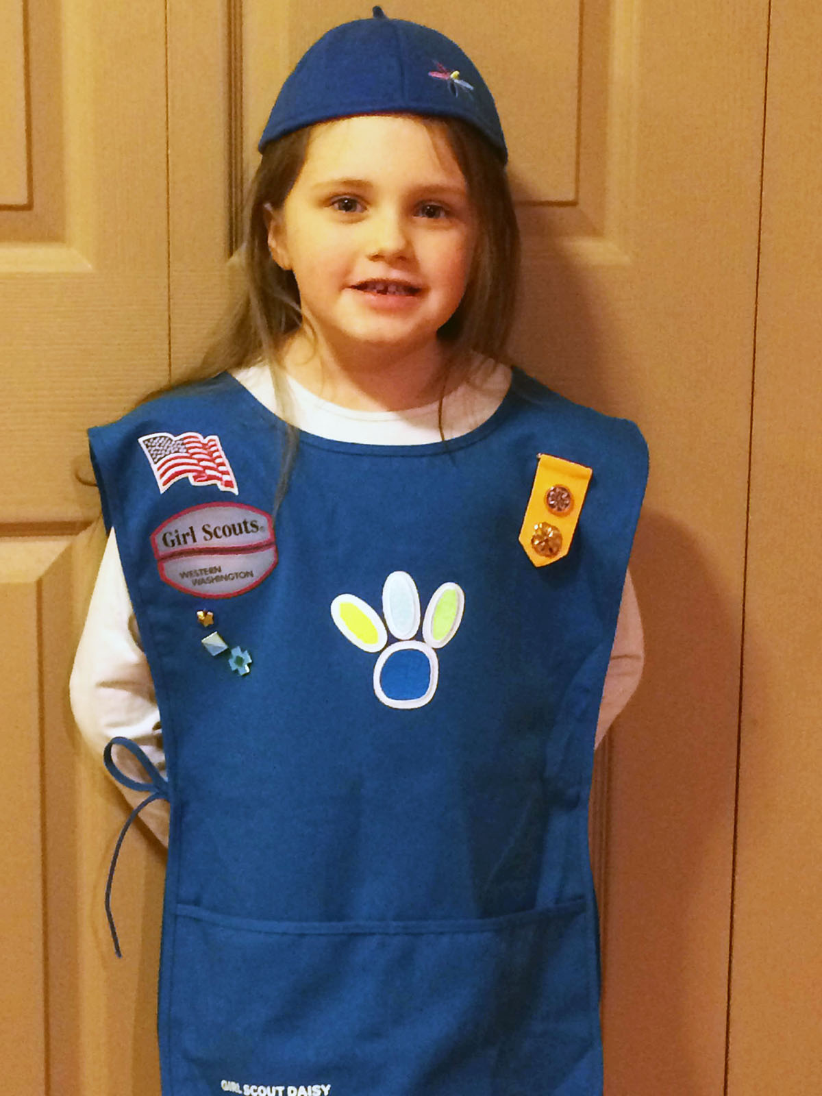 Girl Scout Cookie Nail Art: Girl Scouts: A Positive Place For Grays Harbor Girls