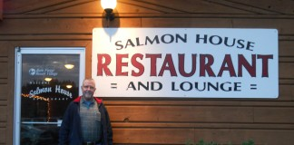 salmon house restaurant
