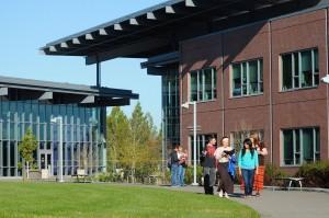 Grays Harbor College campus