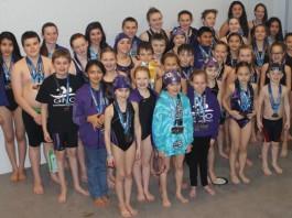 ymca swim team