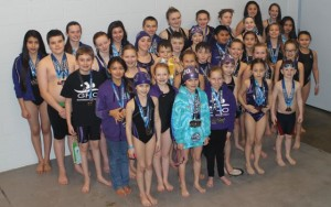 ymca swim team