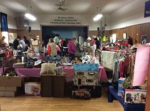 Indoor Community Garage Sale @ indoor Community Garage Sale   Elma   Washington   United States