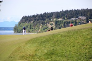 Chambers Bay Golf Course, University Place