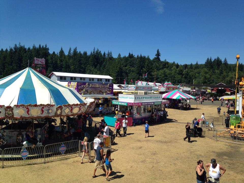 grays harbor fair