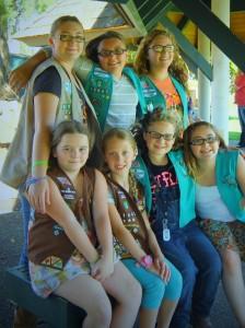 montesano girl scouts