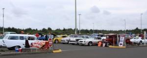 Quinault Car Show