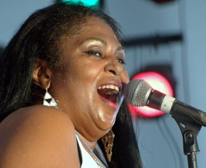Claudette King is just one of many blues musicians who will perform during this year's Westport Blues Festival.