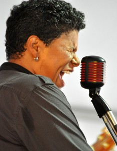 Kim Archer will rock the house with her bluesy sound on Friday, September 11.