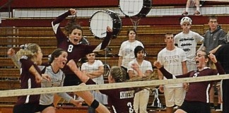 montesano volleyball