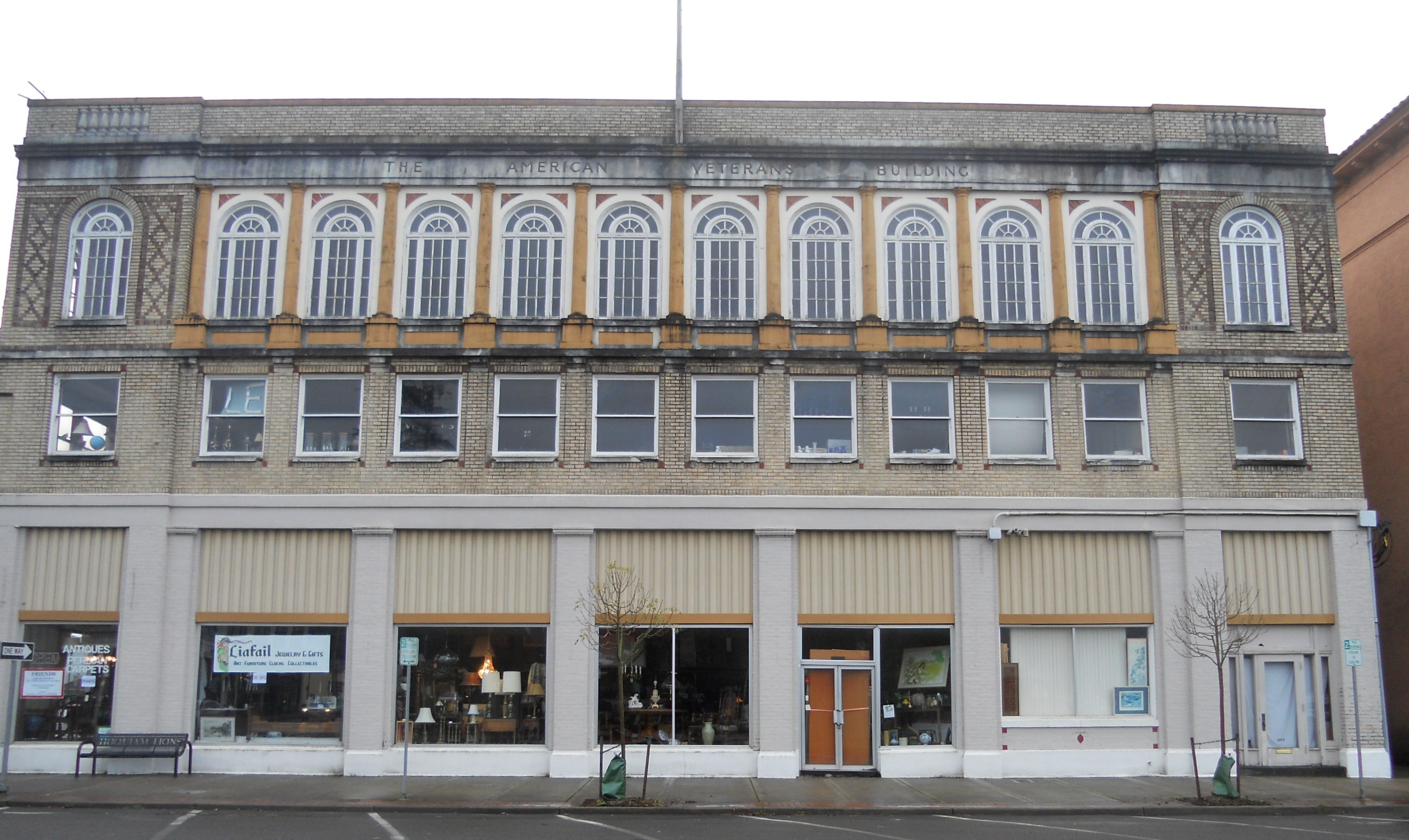 10 Historic Buildings Linking Grays Harbor's Past to the