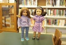 american girl dolls on loan