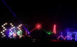 christmas lights grays harbor