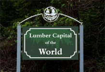 aberdeen logging history