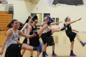 elma girls basketball