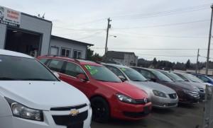 lg auto sales