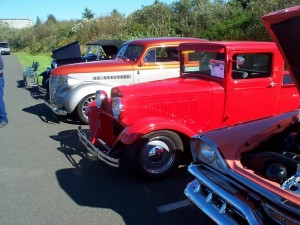 quinault beach car show