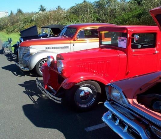 quinault beach car show