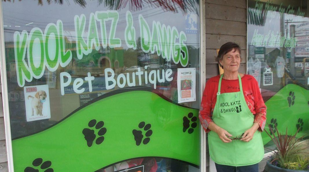pet store ocean shores