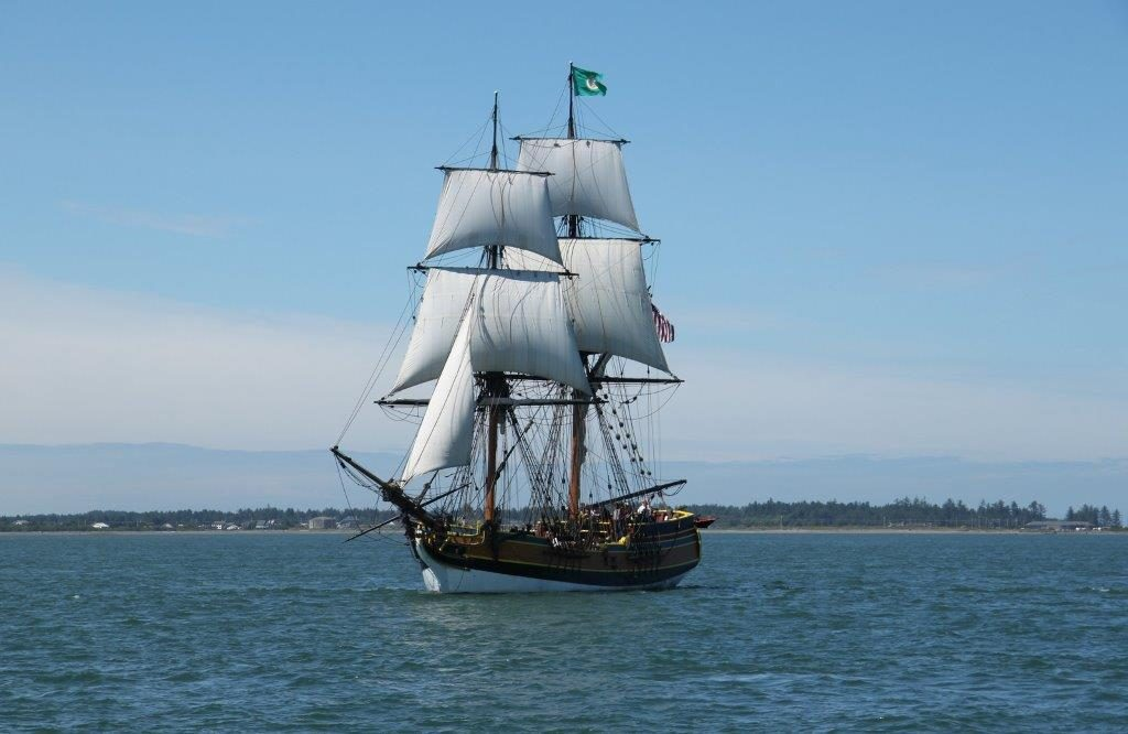 grays harbor tall ship