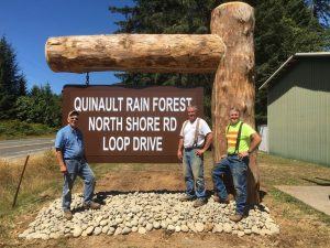 quinault north shore
