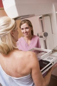 A breast cancer diagnosis affects 170 women per 100,000 residents in Washington State annually. Have you gotten your mammogram? Photo courtesy: Summit Pacific Medical Center.