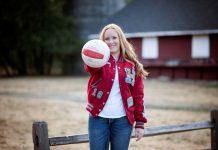 Megan Gibson, Volleyball