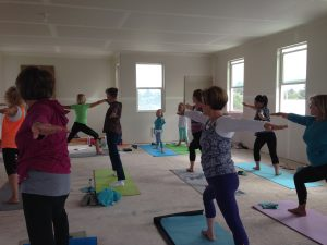 Halloween-Themed Yoga @ Oyhut Bay Wellness Activity Center | Ocean Shores | Washington | United States