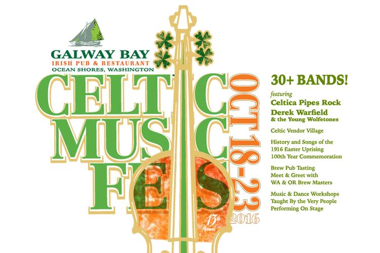 Celtic Music Festival - GraysHarborTalk