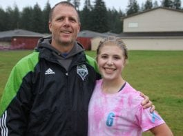 Elma high school girls soccer