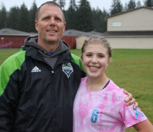 Elma high school girls soccer