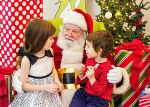 Breakfast with Santa @ Seabrook Town Hall | Washington | United States