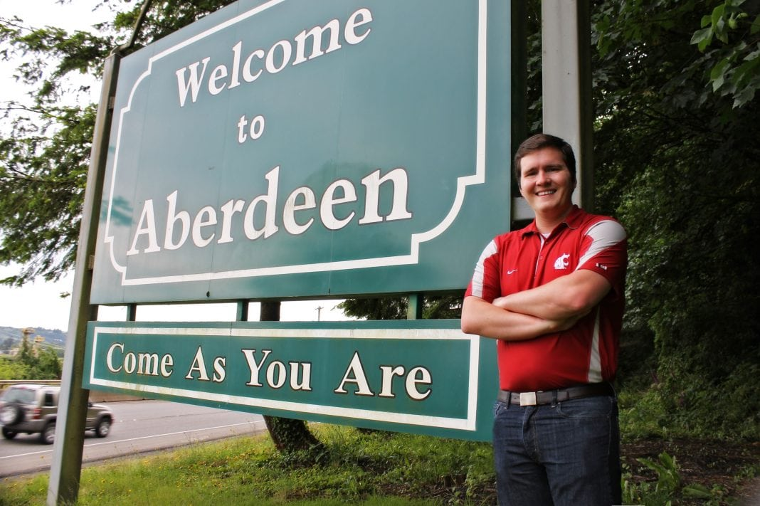 Aberdeen Mayor