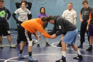 elma wrestling