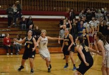 Aberdeen girls basketball